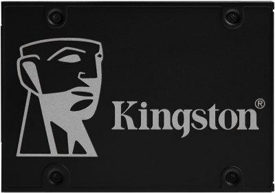 """Kingston SSD Upgrade Kit KC600 2TB 2.5"""" SATAIII 3D TLC (SKC600B/2048G)"""