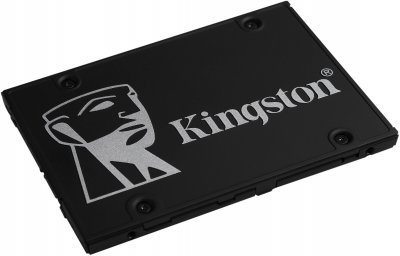 "Kingston SSD Upgrade Kit KC600 2TB 2.5"" SATAIII 3D TLC (SKC600B/2048G)"