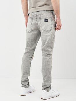 Джинси Calvin Klein Jeans Slim Taper J30J317782-1BZ Denim Grey