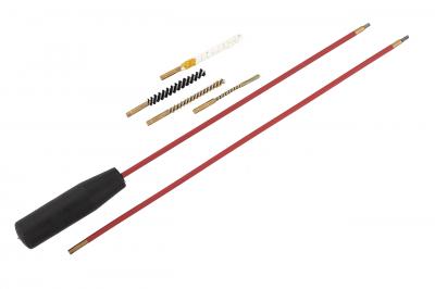 Набір для чищення пневматичної зброї 4,5 мм (4 насадки) ZIP 04100