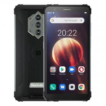 Мобильный телефон Blackview BV6600 4/64GB Black
