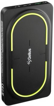 УМБ Gelius Pro Wireless Power GP-PBW100 10000 mAh Black (2099900748462)