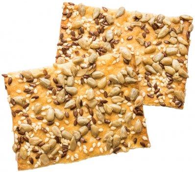 Печенье слоеное Лукас Зерновое 1.5 кг (4823054601544)