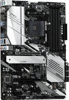 Материнская плата ASRock X570 Pro 4 (sAM4, AMD X570, PCI-Ex16)