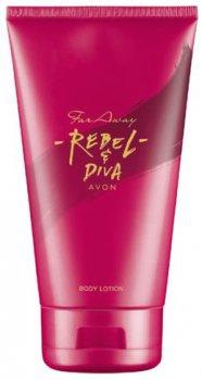 Парфумований лосьйон для тіла Avon Far Away Rebel & Diva 150 мл (1326147) (ROZ6400106179)