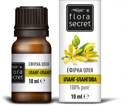 Эфирное масло Flora Secret Иланг-иланговое 10 мл (4820174890209)
