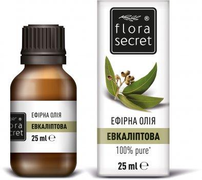 Эфирное масло Flora Secret Эвкалиптовое 25 мл (4820174890179)