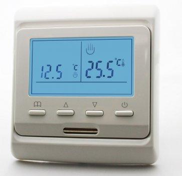 Терморегулятор In-Term E51. RTC E51