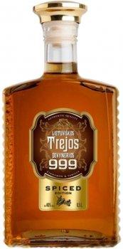 Спиртной напиток Vilniaus Degtine Trejos devynerios spiced edition Bitter 999 0.5 л 40% (4770053234832)