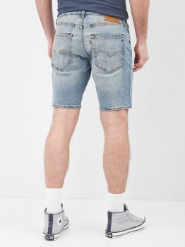 Шорты джинсовые Levi's 412 Slim Short Whenever Wherever Adv Sh 39387-0019