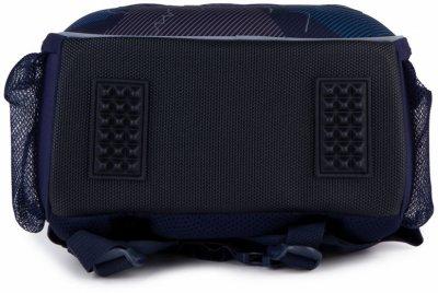 Шкільний набір Kite Education Рюкзак каркасний 35x26x13.5 12 л + пенал + сумка для взуття (SET_K21-555S-1)