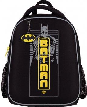 Шкільний набір Kite Education DC comics Рюкзак каркасний 35x26x13.5 12 л + пенал + сумка для взуття (SET_DC21-555S)