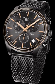 Чоловічі годинники Tissot T101.417.23.061.00