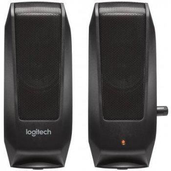 Акустична система Logitech S-120 Black (980-000010)
