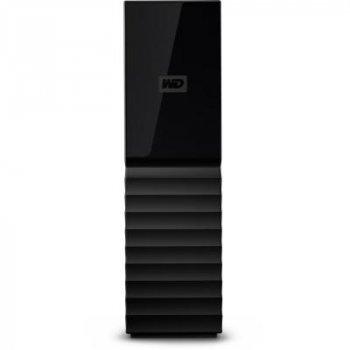 "Внешний жесткий диск 3.5"" 8TB Western Digital (WDBBGB0080HBK-EESN)"