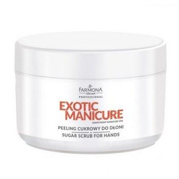 Цукровий пілінг Farmona Exotic Manicure для рук 300 мл