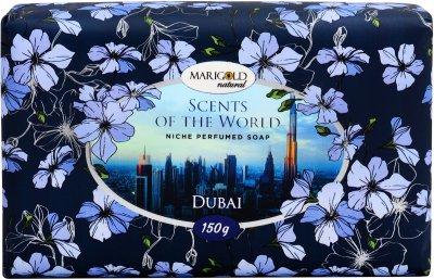 Мыло твердое Marigold natural парфюмированное Дубай 150 г (4820179550153)