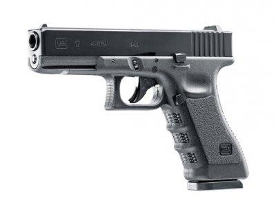 Пістолет пневматичний Umarex Glock 17 (5.8361)
