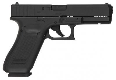 Пістолет пневматичний Umarex Glock 17 Gen5 (5.8369)