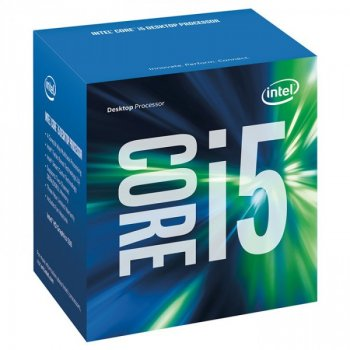 Процесор Intel Core i5-7400 3.0 GHz/8GT/s/6MB (BX80677I57400) s1151 , BOX