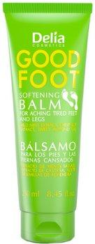 Бальзам для Delia cosmetics Good Foot от усталости Смягчающий 250 мл (5901350433171)