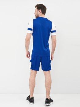 Футбольная форма Uhlsport 1003084-001 Светло-синяя с белым