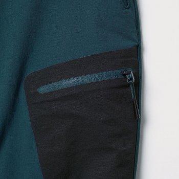 Спортивные брюки H&M 6172808-ACXJ Темно-бирюзовые