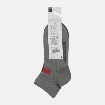 Набор носков Levi's 903051001-758 3 пары Middle Grey Melange (ж)
