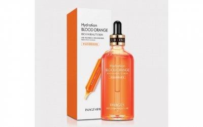 Восстанавливающая эссенция для лица Images Blood Orange Fresh Moisturizing Essence с экстрактом цитруса Юдзу и никотинамидом 100 мл