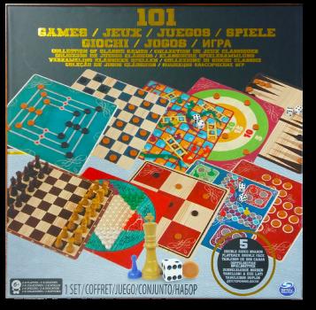 Набір Spin Master Games 101 гра (SM98377/6033154)