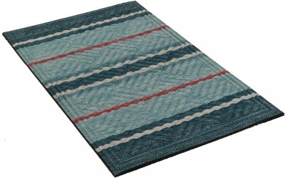 Брудозахисний килимок MultyHome Lima Swedish Stripes 45х75 (5903104900632)