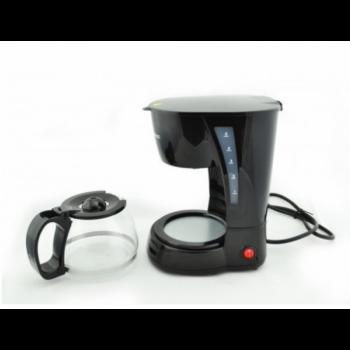 Электрическая кофеварка DOMOTEC MS-0707 капельная 650 Вт Черная