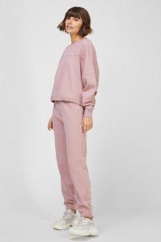 Жіночі пудрові спортивні штани PRPY PWSPPORI 0011