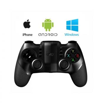Геймпад Ipega для PC/Android/IOS/PS3/Андроид Tv Box Беспроводный игровой джойстик для телефона (PG-9076)