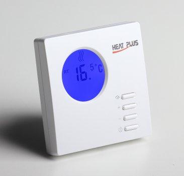 Терморегулятор Heat Plus BHT-100 Білий (BHT100)
