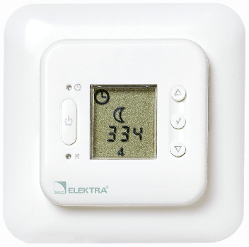 Терморегулятор для теплого пола Elektra OCD2 1999 (E72000201999)