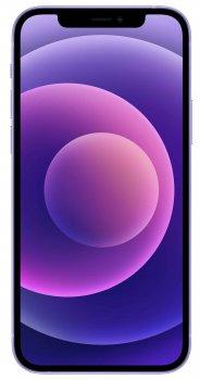 Мобільний телефон Apple iPhone 12 256 GB Purple Офіційна гарантія