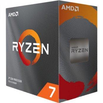 Процесор CPU AMD 8C/16T Ryzen 7 3800X 3,9 Ггц-4,7 GHz(Turbo)/32MB/105W (100-100000279WOF) sAM4 BOX w/o cooler
