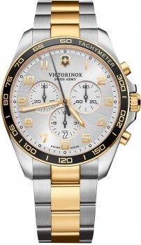 Чоловічий годинник Victorinox Swiss Army Fieldforce Classic Chrono V241903