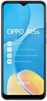 Oppo A15S 4/64GB Dual Sim Dynamic Black