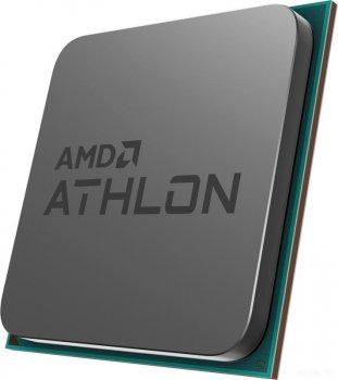 Процесор AMD Athlon 3000G 3.5 GHz (4MB 35W AM4) Tray (YD3000C6M2OFH)