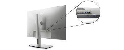 """Монитор DELL 24.1"""" U2421E (210-AXMB) IPS Silver; 1920х1200, 350 кд/м2, 5 мс, HDMI, 2хDisplayPort, 2хUSB Type-C, 3хUSB3.2"""