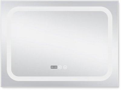 Зеркало QTAP Mideya DC-F906 80х60 см с LED-подсветкой Незапотевающее