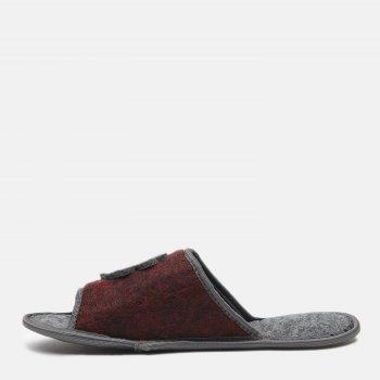 Комнатные тапочки FX shoes 2012 Серо-коричневые M