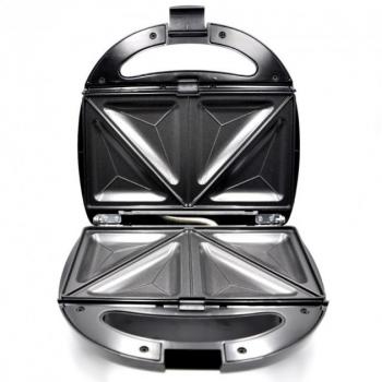 Електрична бутербродниця BITEK BT-7405 3 в 1 вафельниця, гриль, сендвичница зі змінними пластинами 800 Вт