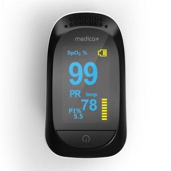 Пульсоксиметр MEDICA+ Cardio control 7.0 BL (Япония)