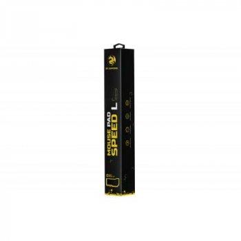 Коврик для мышки 2E Speed L Black (2E-PGSP310B)