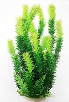 Искусственное растение для аквариума Р104252-25 см