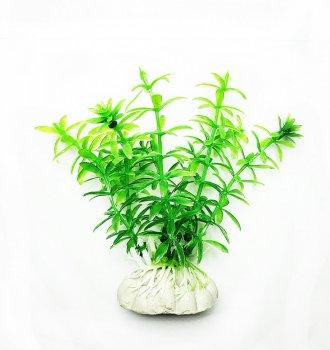 Искусственное растение для аквариума Р021062-6 см