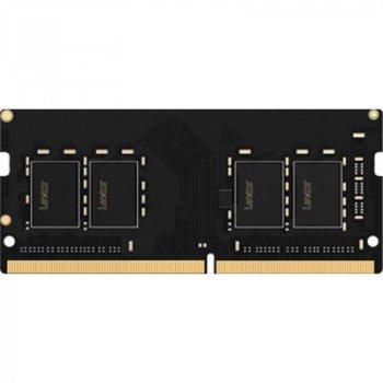Модуль памяти для ноутбука SoDIMM DDR4 8GB 3200 MHz Lexar (LD4AS008G-R3200GSST)